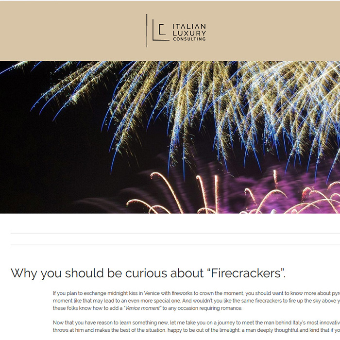 "Why you should be curious about ""Firecrackers"""